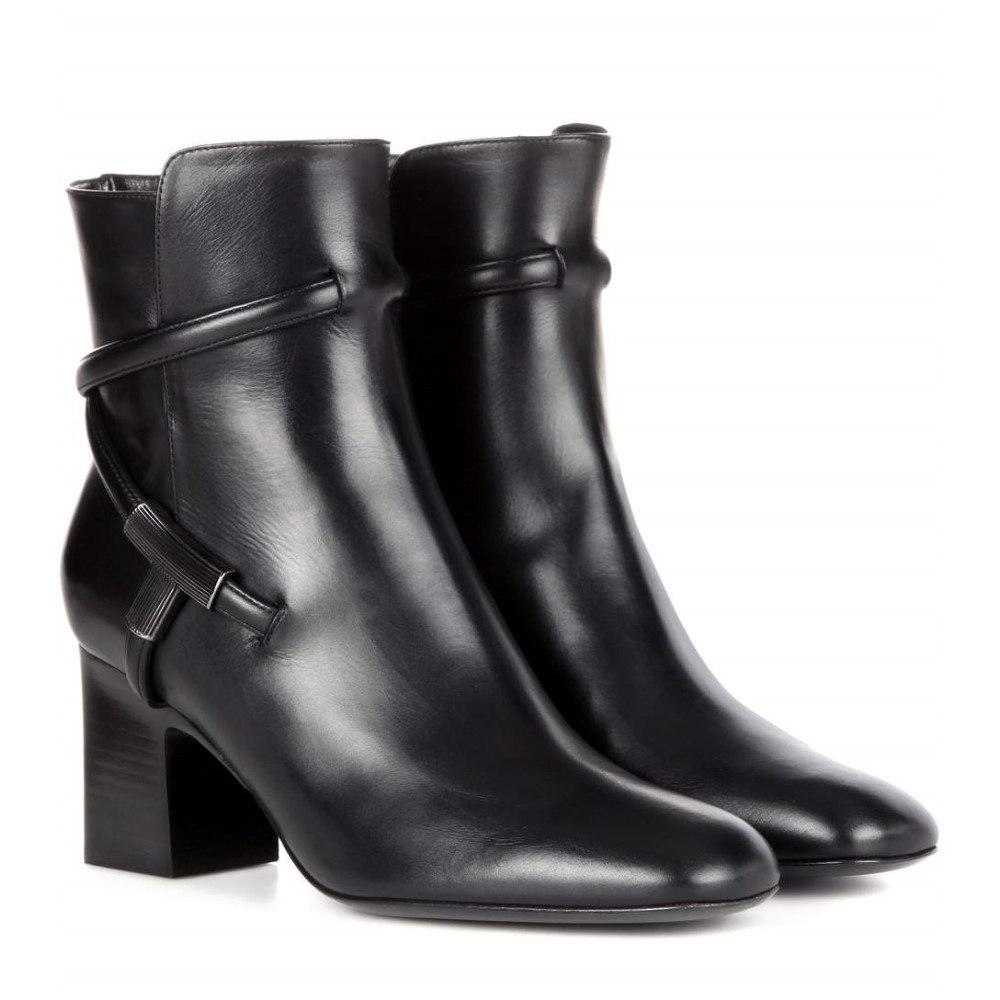トムフォード Tom Ford レディース シューズ・靴 ブーツ【Leather ankle boots】