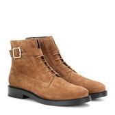 トッズ Tod's レディース シューズ・靴 ブーツ【Suede ankle boots】