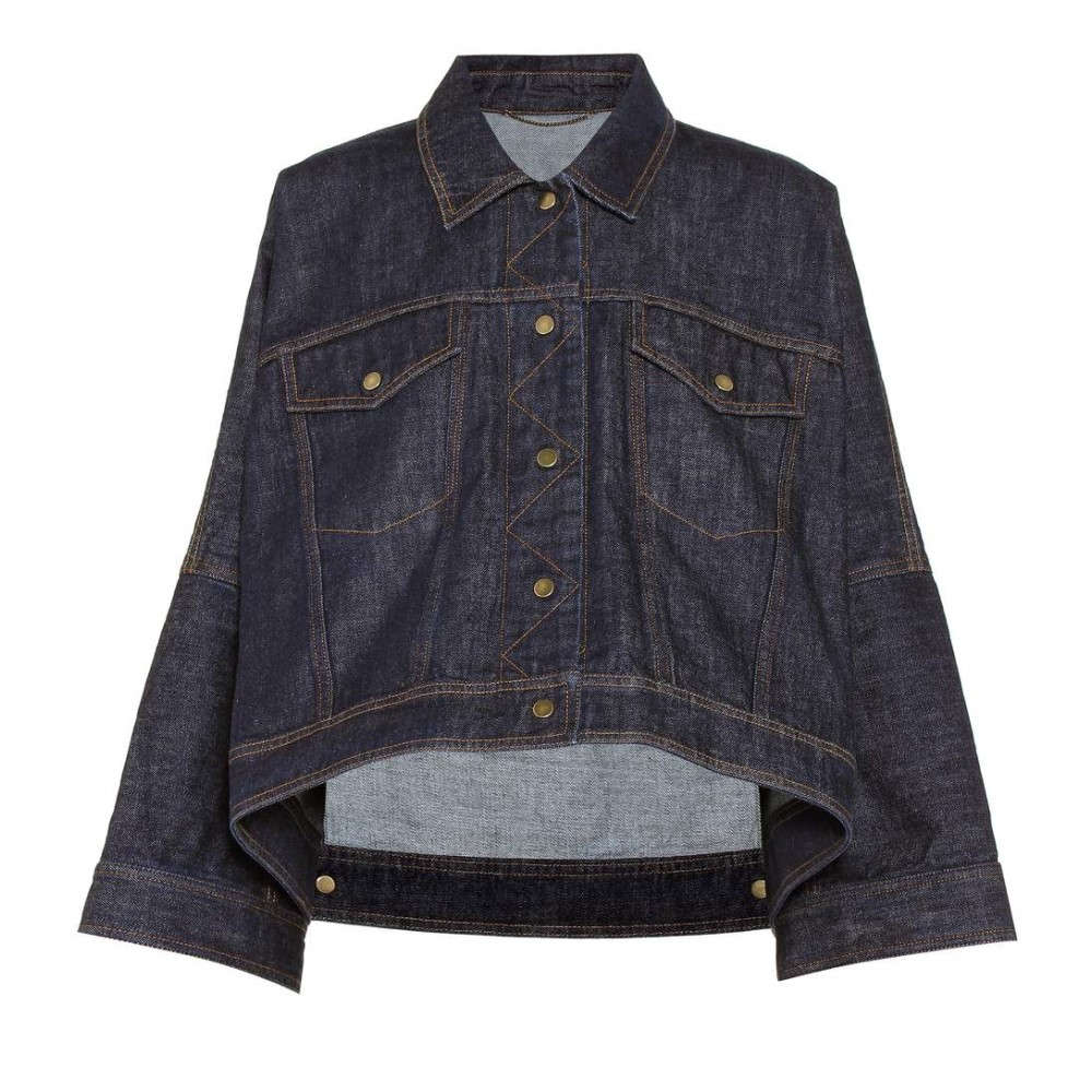 ケンゾー Kenzo レディース アウター ジャケット【Oversized denim jacket】:フェルマート