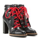 トッズ Tod's レディース シューズ・靴 ブーツ【Leather ankle boots】