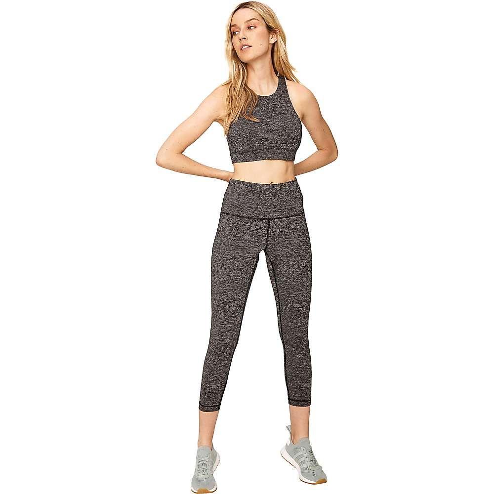 ロール Lole レディース インナー・下着 スパッツ・レギンス【Lilou Ankle Legging】Dark Grey Heather