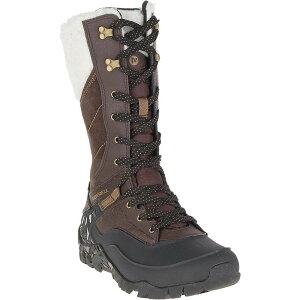 メレル Merrell レディース ハイキング・登山 シューズ・靴【Aurora Tall Ice+ Waterproof Boot】Espresso