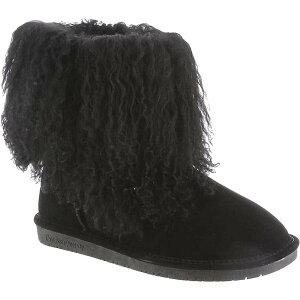 ベアパウ Bearpaw レディース シューズ・靴 ブーツ【Boo Boot】Black II