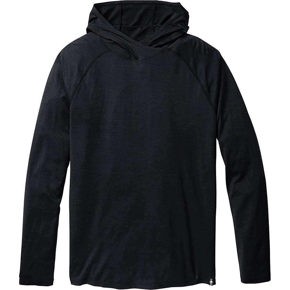 スマートウール Smartwool メンズ トップス パーカー【Merino 150 Pattern Hoody】Charcoal