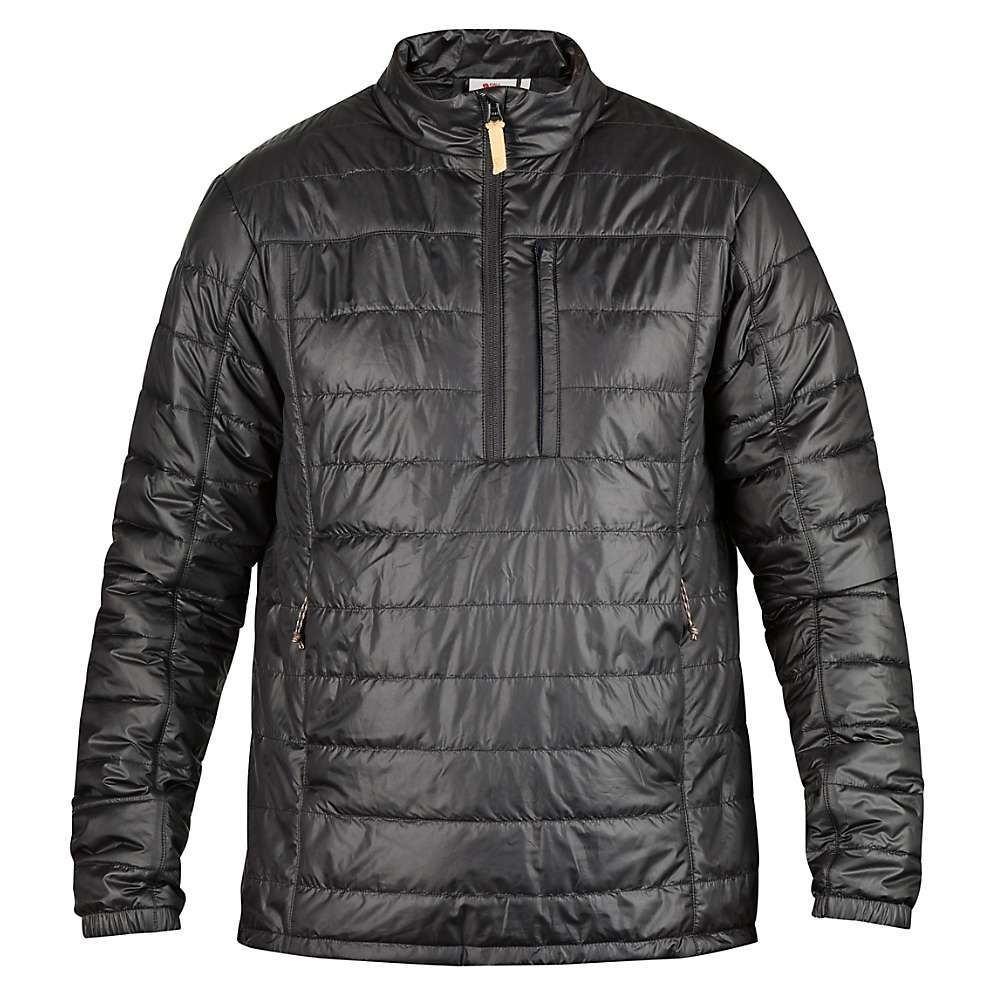 フェールラーベン Fjallraven メンズ アウター ジャケット【Abisko Padded Pullover Jacket】Black