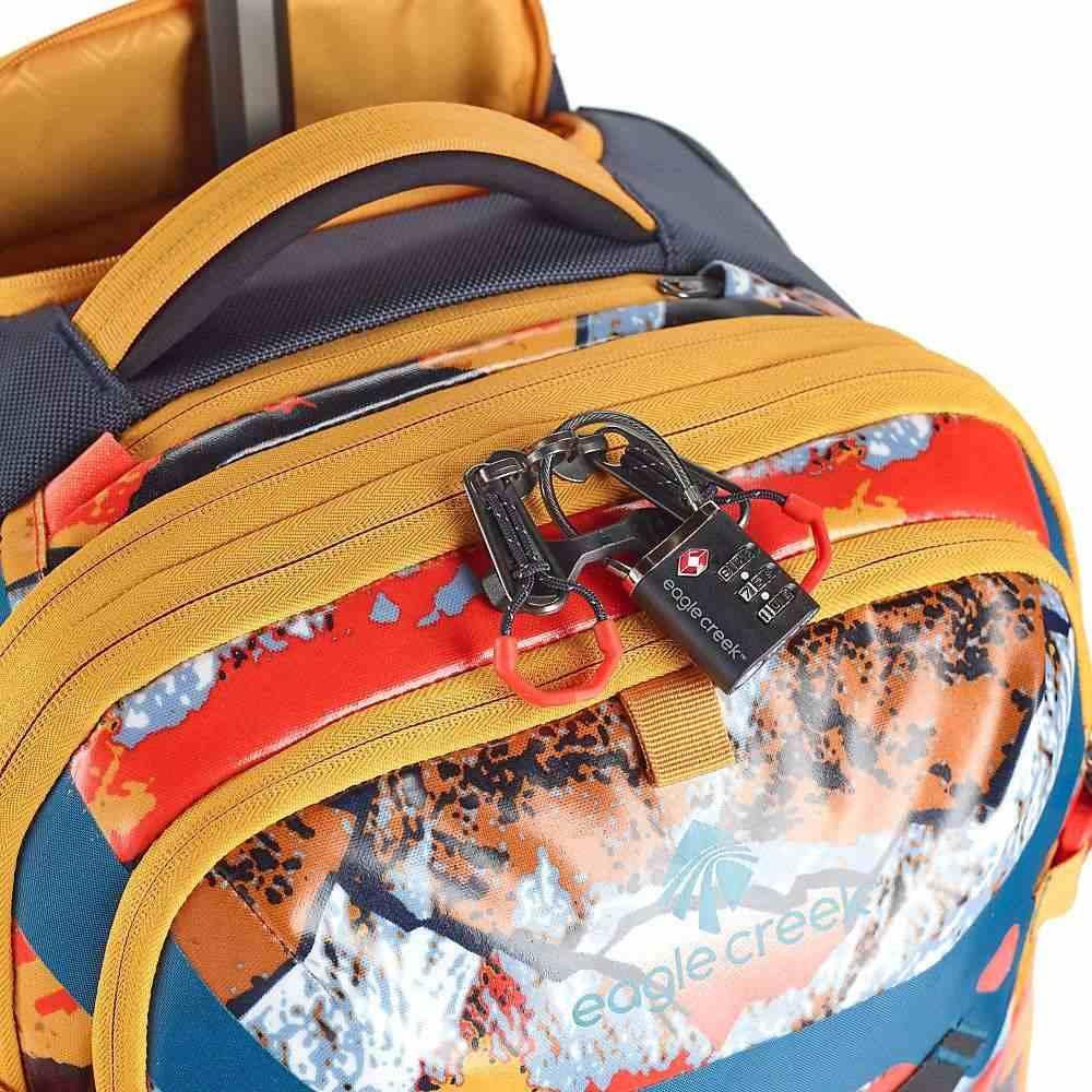 エーグルクリーク Eagle Creek ユニセックス バッグ スーツケース・キャリーバッグ【Gear Warrior Wheeled Carry On Duffel Bag】Sueno Andes