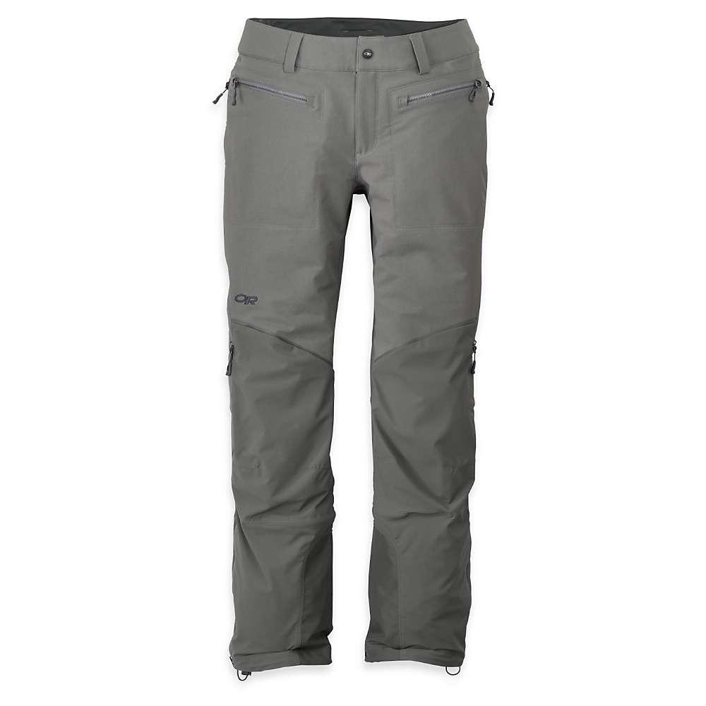 アウトドアリサーチ レディース スキー ウェア【Outdoor Research Trailbreaker Pant】Pewter:フェルマート