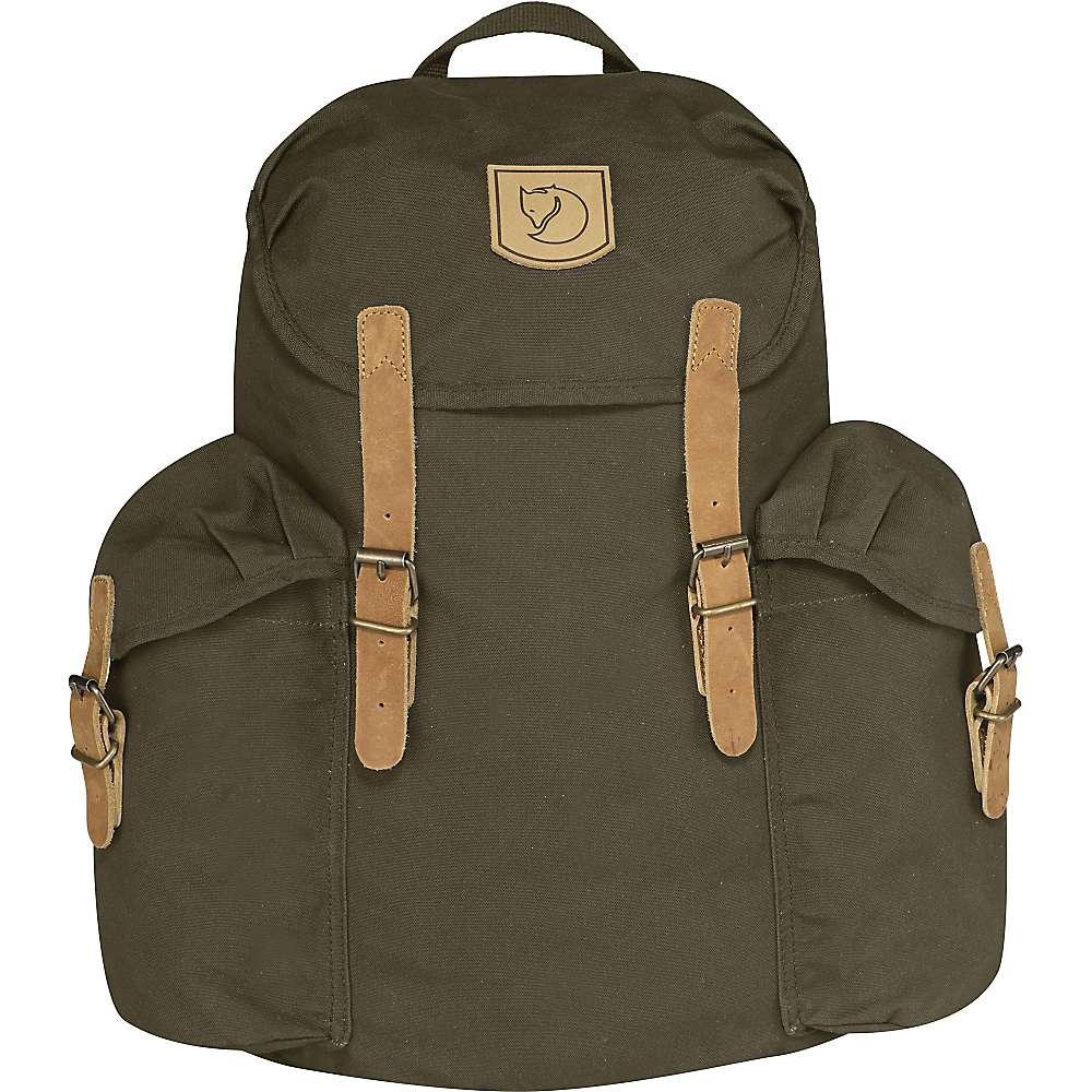 フェールラーベン ユニセックス メンズ レディース バッグ バックパック・リュック【Fjallraven Ovik 15 Backpack】Dark Olive:フェルマート