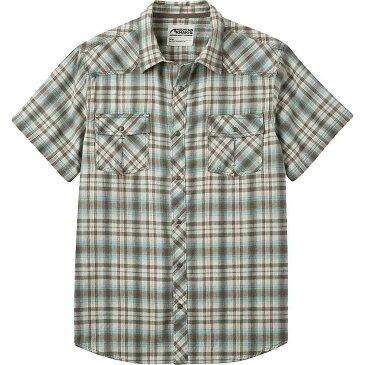 マウンテンカーキス Mountain Khakis メンズ 半袖シャツ トップス【rodeo ss shirt】Firma