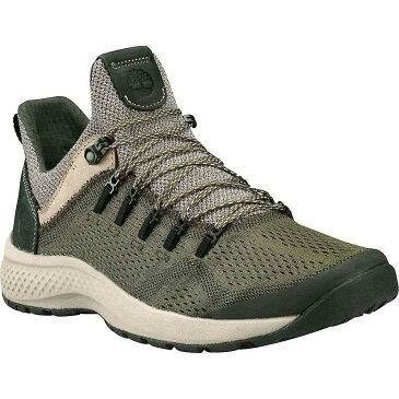 ティンバーランド Timberland メンズ ランニング・ウォーキング シューズ・靴【flyroam trail low shoe】Dark Green