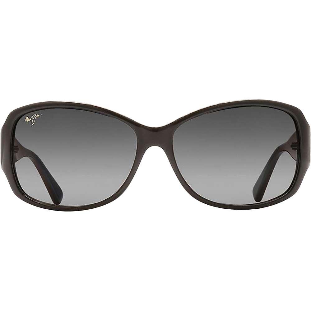 マウイジム レディース アクセサリー メガネ・サングラス【Maui Jim Nalani Polarized Sunglasses】Gloss Black / Neutral Grey:フェルマート