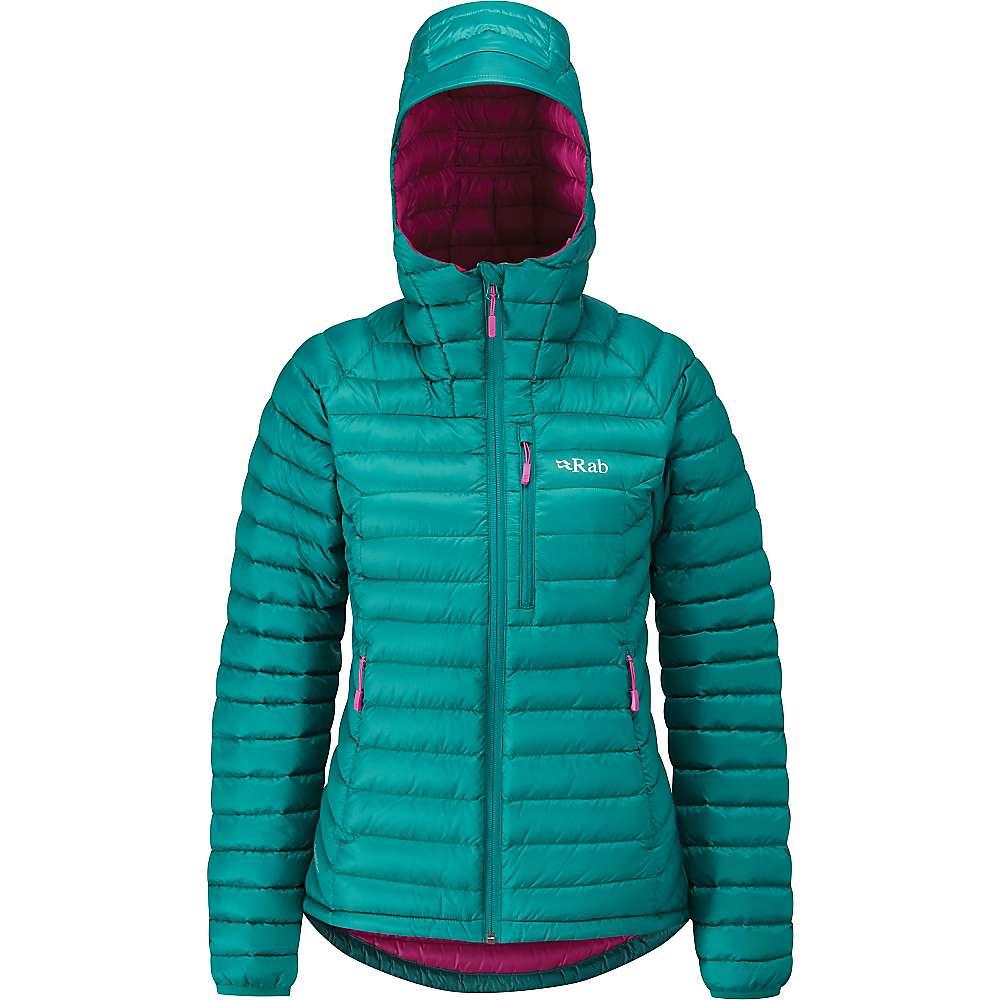 Rab Bekleidung Microlight Alpine Jacket L Daunenjacke