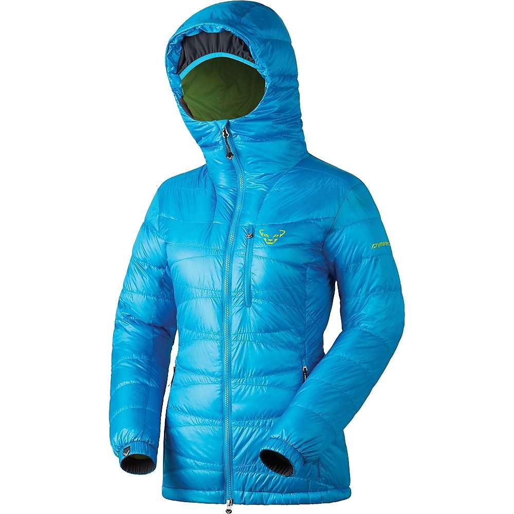 ダイナフィット レディース アウター ジャケット【Dynafit Cho Oyu Down Hood Jacket】Fiji Blue:フェルマート