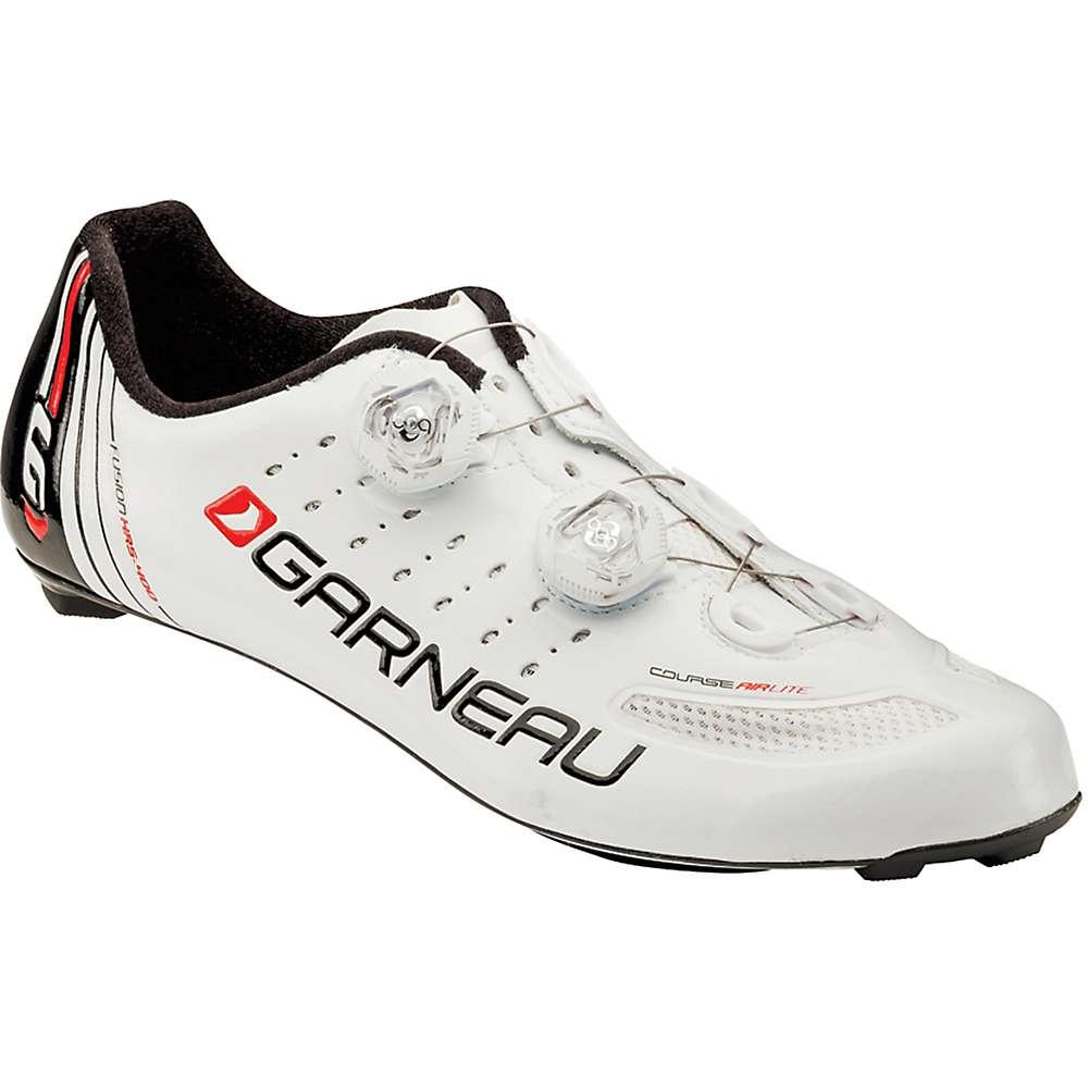 ルイスガーナー メンズ サイクリング シューズ・靴【Louis Garneau Course Air Lite Shoe】White:フェルマート