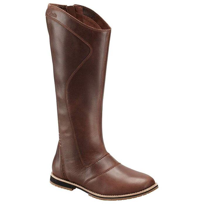 コロンビア Columbia Footwear レディース ブーツ シューズ・靴【columbia twentythird ave wp tall boot】Tobacco/Oxford Tan