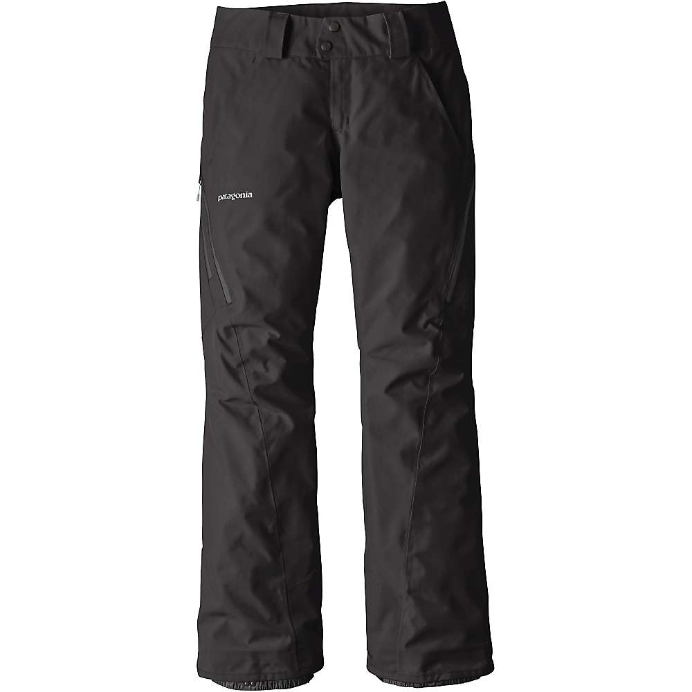 パタゴニア レディース スキー ウェア【Patagonia Insulated Powder Bowl Pant】Black:フェルマート
