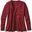 パタゴニア レディース トップス 長袖シャツ【Patagonia Loislee Wrap】Raspen Red