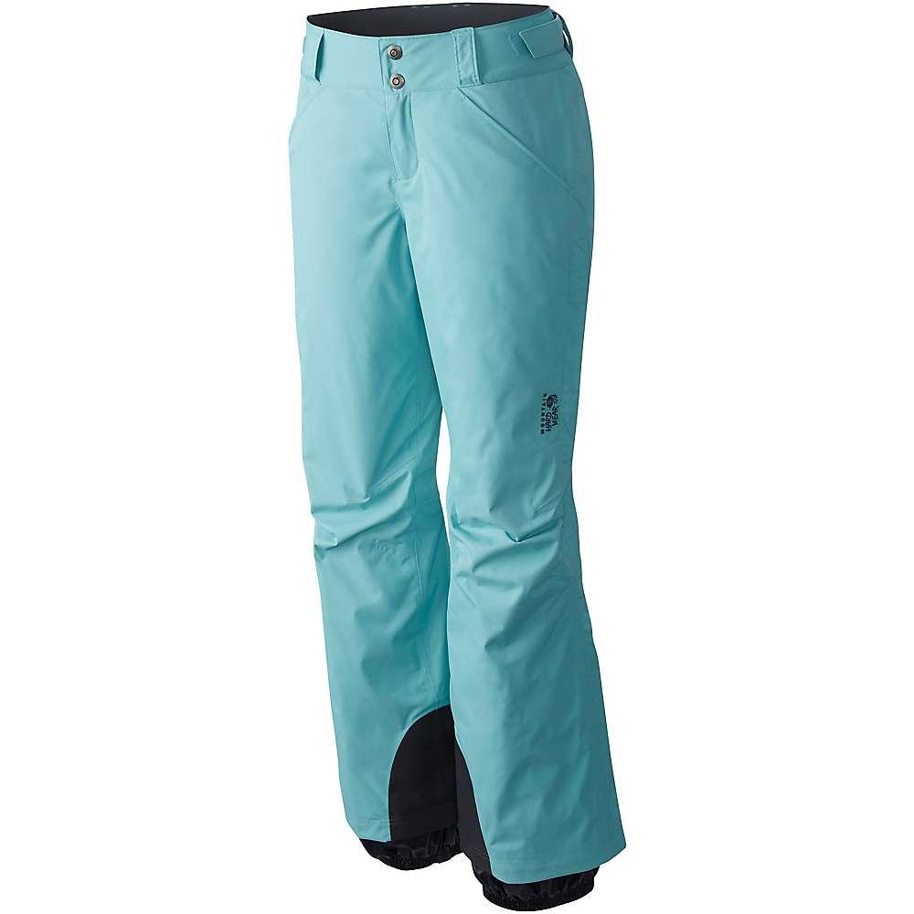 マウンテンハードウェア レディース スキー ウェア【Mountain Hardwear Returnia Insulated Pant】Spruce Blue:フェルマート