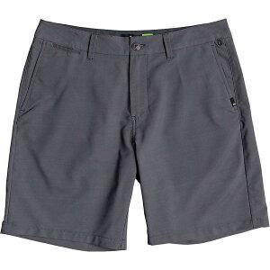 クイックシルバー Quiksilver メンズ ショートパンツ ボトムス・パンツ【Union Dry Twill Amphibian 19 Short】Iron Gate