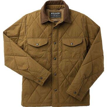 フィルソン Filson メンズ ジャケット アウター【Hyder Quilted Jac-Shirt】Marsh Olive