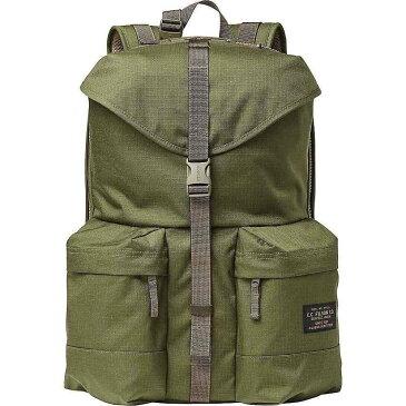 フィルソン Filson メンズ バックパック・リュック バッグ【Ripstop Nylon Backpack】Surplus Green