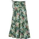 パタゴニア レディース スカート マキシスカート【Patagonia Kamala Maxi Skirt】Kelp Garden / Gem Green