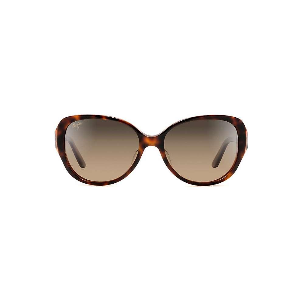 マウイジム レディース アクセサリー メガネ・サングラス【Maui Jim Swept Away Polarized Sunglasses】Tortoise with Caramel Interior / HCL Bronze:フェルマート