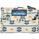 カブー Kavu メンズ 財布 【KAVU Wally Wallet】Tranquil Motif