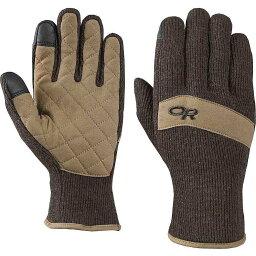 アウトドアリサーチ Outdoor Research メンズ 手袋・グローブ 【Exit Sensor Glove】Grizzly Brown