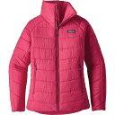 パタゴニア レディース アウター ジャケット【Patagonia Hyper Puff Jacket】Craft Pink