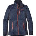 パタゴニア メンズ アウター ジャケット【Patagonia R2 Jacket】Navy Blue / Paintbrush Red