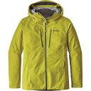 パタゴニア メンズ アウター ジャケット【Patagonia Triolet Jacket】Fluid Green