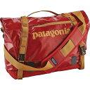 パタゴニア ユニセックス バッグ ショルダーバッグ【Patagonia Black Hole Messenger Bag】Fire
