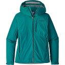 パタゴニア レディース アウター ジャケット【Patagonia Stretch Rainshadow Jacket】Elwha Blue