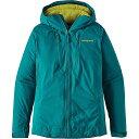 パタゴニア レディース アウター ジャケット【Patagonia Stretch Nano Storm Jacket】Elwha Blue