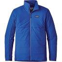 パタゴニア メンズ アウター ジャケット【Patagonia Nano-Air Light Hybrid Jacket】Viking Blue