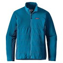 パタゴニア メンズ アウター ジャケット【Patagonia Nano-Air Light Hybrid Jacket】Big Sur Blue