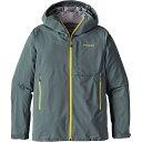 パタゴニア メンズ アウター ジャケット【Patagonia Refugitive Jacket】Nouveau Green