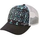 パタゴニア レディース 帽子 キャップ【Patagonia Wave Worn Interstate Hat】Black / White