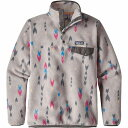 パタゴニア レディース トップス スウェット・トレーナー【Patagonia Lightweight Synchilla Snap-T Pullover】Wish Tails Big / Craft Pink