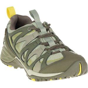 メレル レディース ハイキング・登山 シューズ・靴【Merrell Siren Hex Waterproof Shoe】Olive