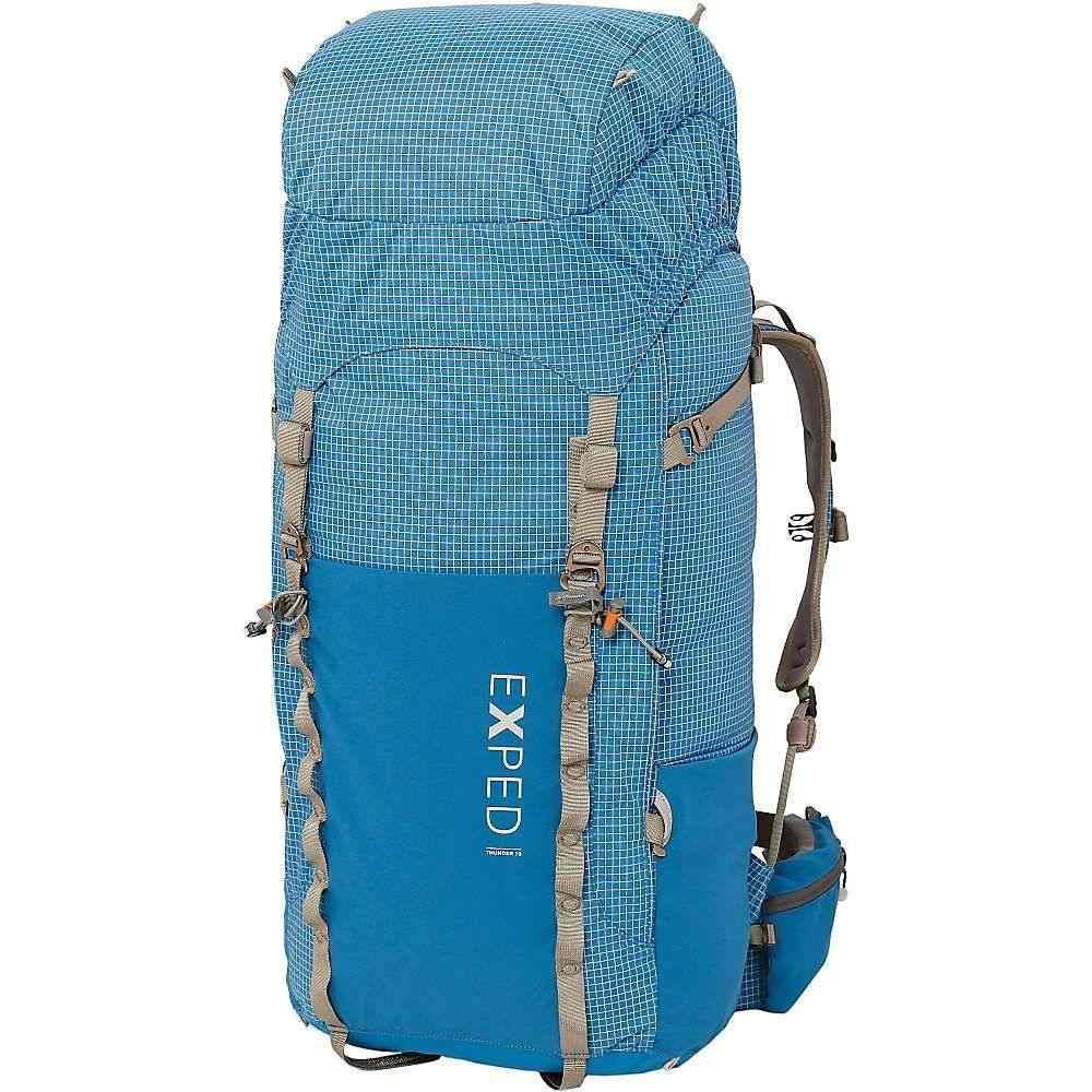 エクスペド レディース ハイキング・登山Deep Sea Blue