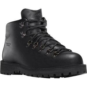 ダナー メンズ ハイキング・登山 シューズ・靴【Danner Portland Select Collection Mountain Light Boot】Black
