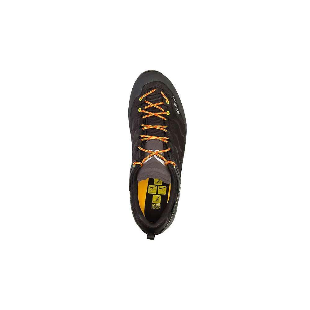サレワ メンズ ハイキング・登山 シューズ・靴Black / Sulphur Spring