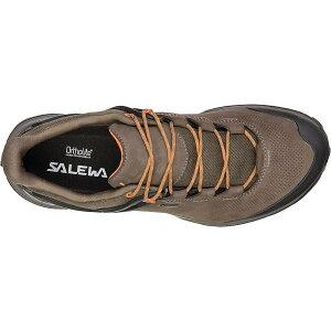 サレワ メンズ ハイキング・登山 シューズ・靴【Salewa Wander Hiker GTX Shoe】Walnut / New Cumin