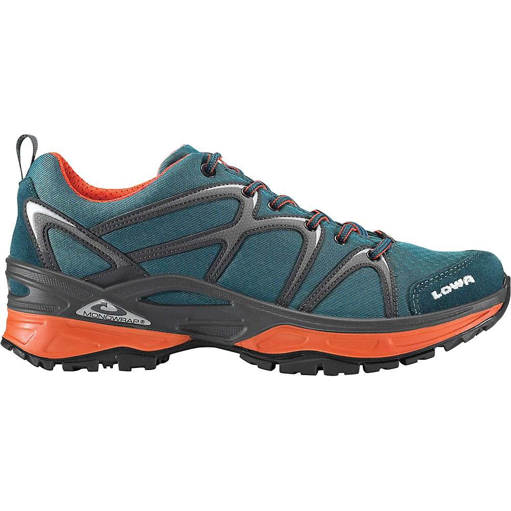 ローバー メンズ ハイキング・登山 シューズ・靴Petrol / Orange