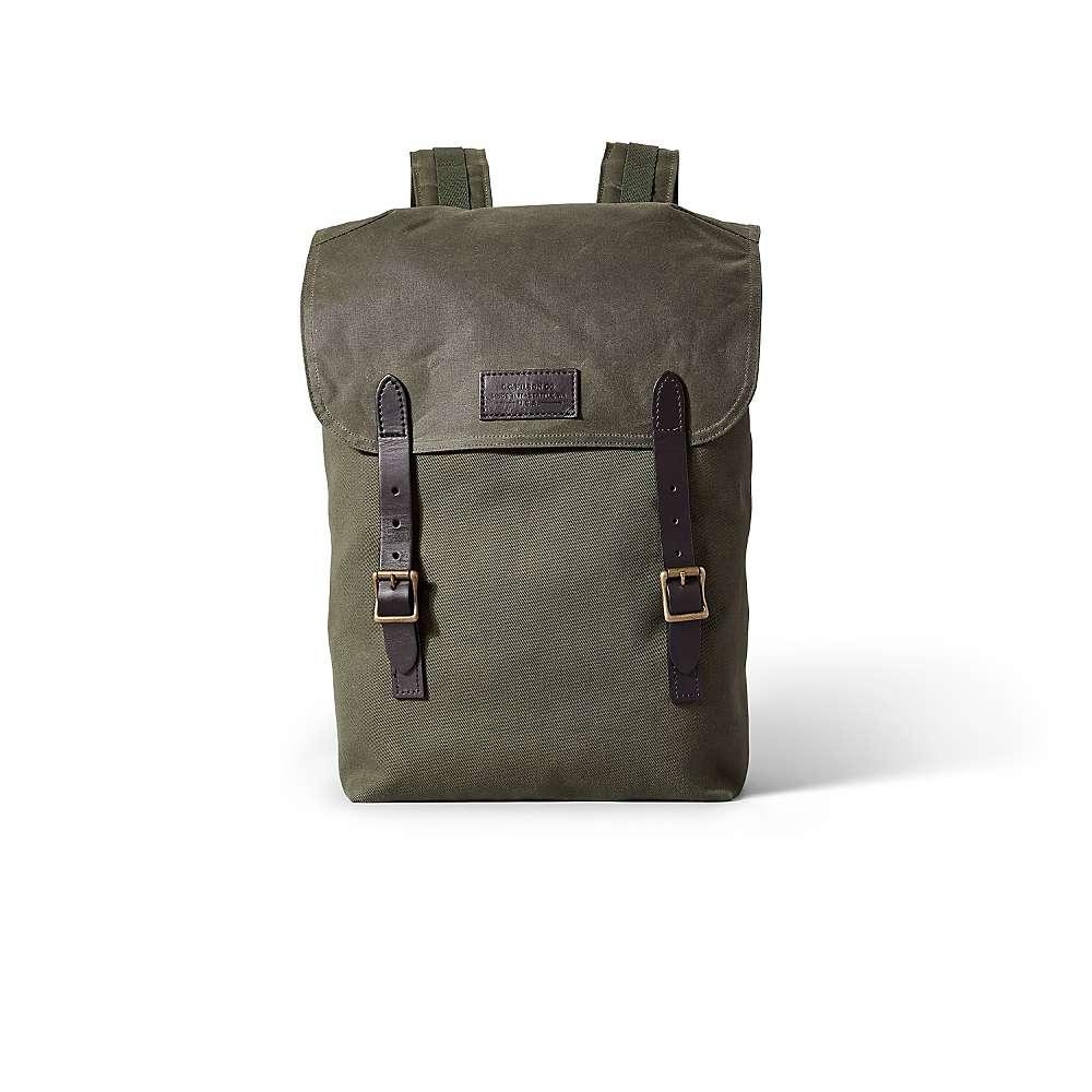 フィルソン ユニセックス メンズ レディース バッグ バックパック・リュック【Filson Ranger Backpack】Otter Green:フェルマート