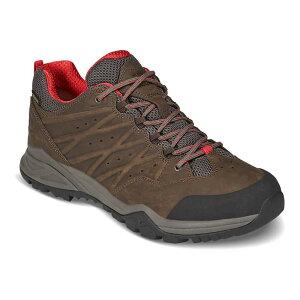 ザ ノースフェイス メンズ ハイキング・登山 シューズ・靴【Hedgehog Hike II GTX Shoe】Bone Brown / Rage Red