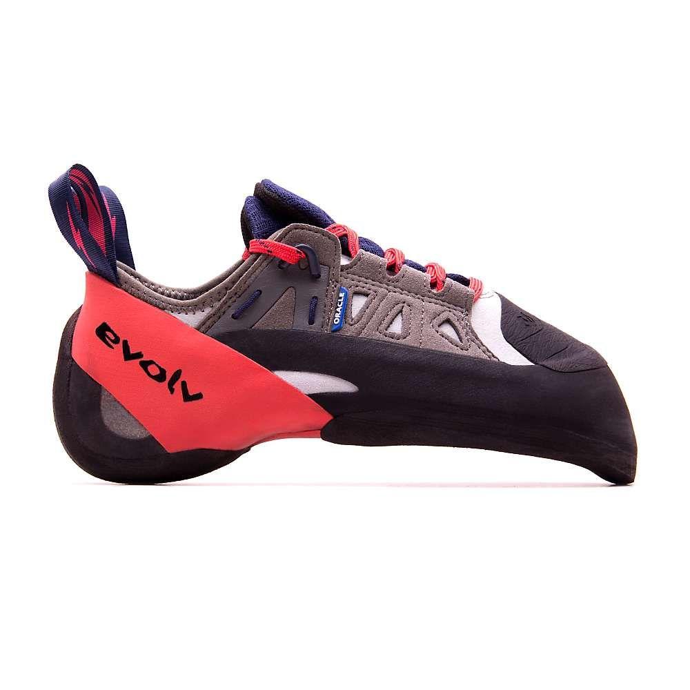 イボルブ メンズ クライミング シューズ・靴Blue / Red / Grey