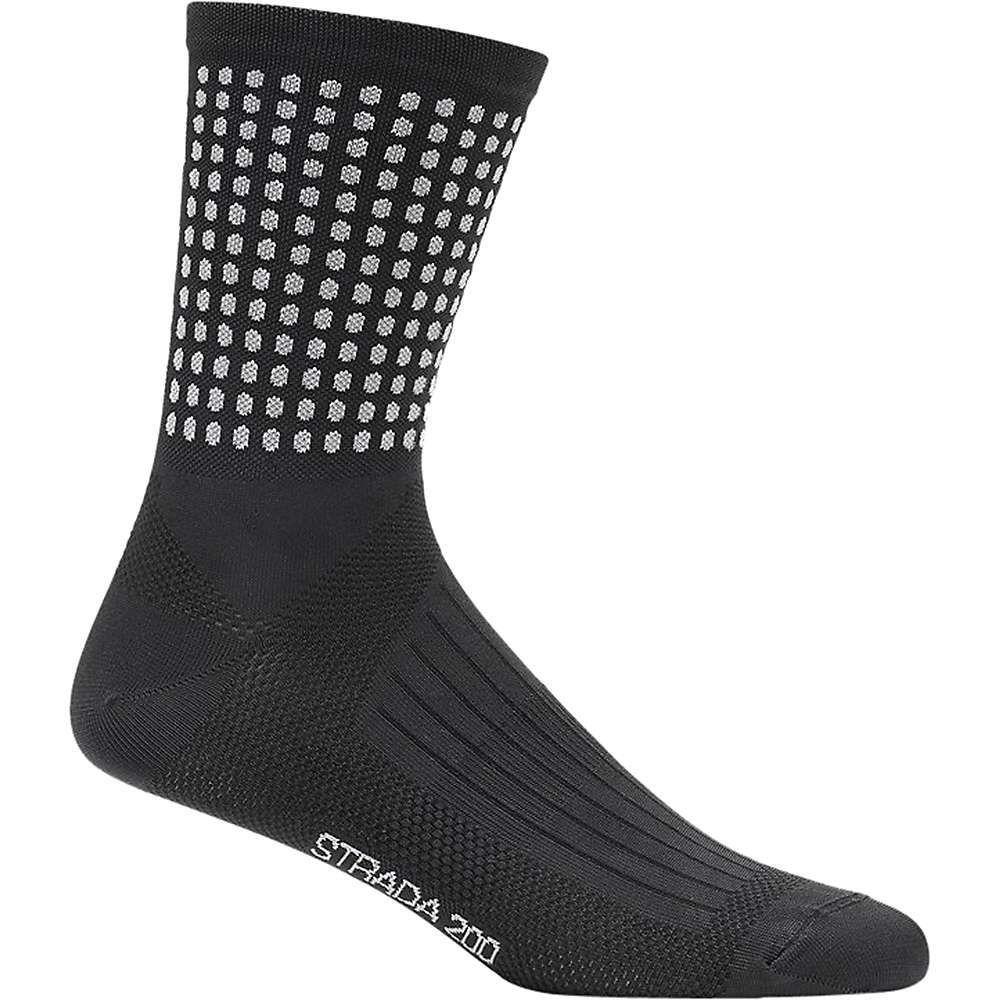 カポ メンズ 自転車【Strada 200 Meryl Sock】Black